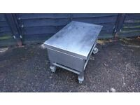 Stainless Steel Table Cabinet - Local Delivery Also Available