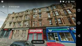 2 bed glasgow to 1 bed anywhere glasgow