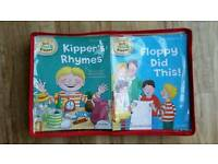 Childrens Biff Chip & Kipper Learn to Read Books Collection
