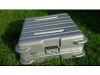 SHOK-STOP container storage case. Made in USA. similar to PELI case