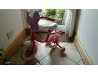 Little girlie bike