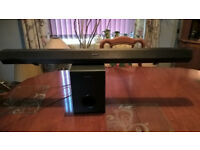 soundbar sony with remote