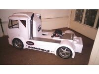 Rc lorry 1/5 two stroke rtr