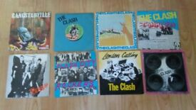 """7 x 7"""" japan issue - the clash - complete control / london"""