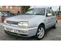 Volkswagen Golf 2.8 VR6 Auto 48K Very Low Mileage Immaculate Condition Rare Classic Full Leather