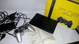 PS2 SLIMLINE CONSOLE - BOXED