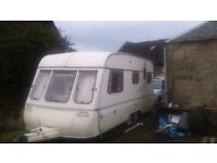 Swift Challenger 520/5TA 5 berth caravan exclusive.