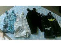 Baby boy bundle clothes 0-3 months