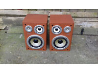 SANYO 140 WATT 3WAY SPEAKERS