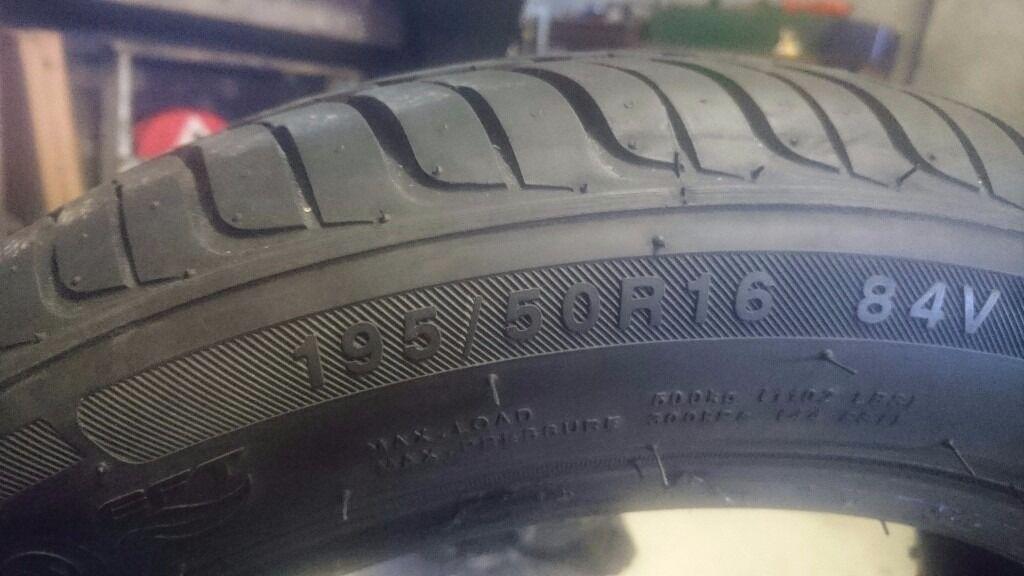Rovelo Tyre 195/50R 19 84V | in Aviemore, Highland | Gumtree