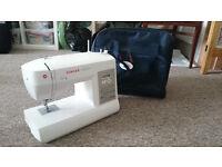 Singer Brilliance sewing machine - like new