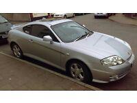 Hyundai Coupe 2.0ltr 2004