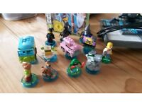 Lego dimensions for xbox 360.