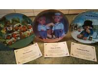 Collectable plates bbc
