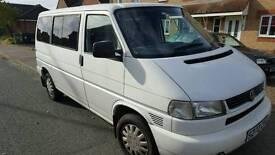 1998 vw t4 caravelle longnose 2.4d