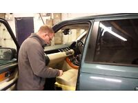Mobile Leather Repair Services for Car Seats and Sofas - Leicester Area - We Come to You!