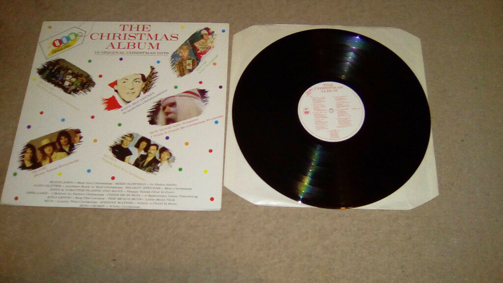 NOW,THAT'S WHAT I CALL MUSIC-THE CHRISTMMAS ALBUM(V/A)-LP.-EX