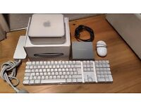 Mac Mini A1176 - 1.83GHz, 1GB RAM, 80GB HD, Apple Wireless Keyboard & Wired Mouse
