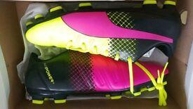 PUMA · Active · Football Boot · Men's size 10 uk. Newnever bern worn