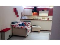Nice small flat available to share in quite,peaceful,clean area available