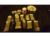 key rings/plates souvenirs