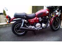 1981 honda cb750c imported in 1999 rare american import