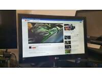 22 inch LG Monitor