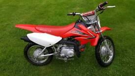 Honda CRF70 CRF70F