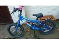 Ridgeback mx16 boys bike