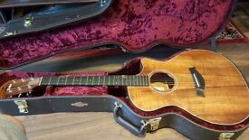 Taylor ALL KOA Limited Edition Acoustic Electric Guitar ES2 Pickup *MINT*