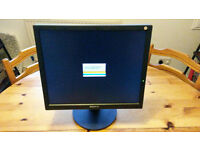 For sale - Sony computer monitor - £20