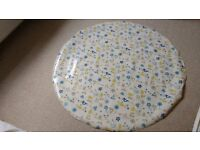Table cloth/wax cover - NEW