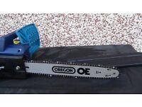 Einhell electric chain saw