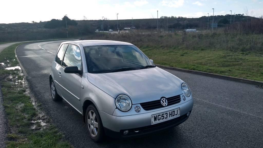 2004 Volkswagen Lupo 1.4 Sport  fcbb4c68e09d1