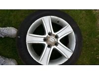 Spare Alloy Wheel (with tyre) for Mazda 6 - 2002 -2010 - 16 inch 225/50/R16