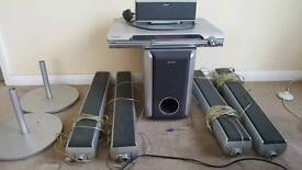 Sony master surround sound system buyer collects excellent sound no offers