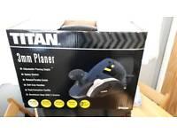 TITAN 3mm Planer