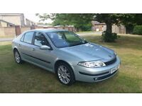 Renault Laguna 2.0 Petrol, manual, lovely condition!