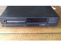 Technics Compact Disc Player