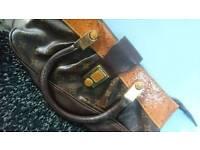 Ladies handbag LV BROWN SHOULDER BAG