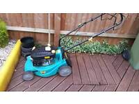 Lawn mower grass cutter like new no need any more