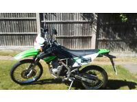 2011 Kawasaki KLX125 *LOW MILEAGE & 12 MONTH MOT*