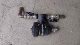 Combi Boiler filter
