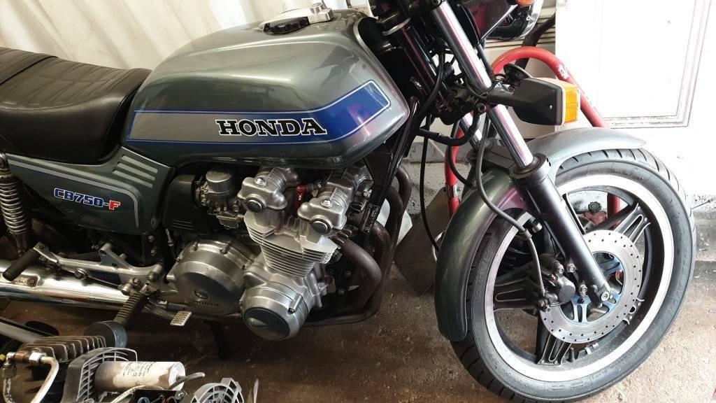 Honda cb750 f2 | in Mablethorpe, Lincolnshire | Gumtree