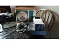 Rank Hylite Firefly Slide Projector very good condition.