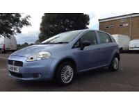 FIAT GRAND PUNO 1.2 Active 5dr Hatchback (2008) £1,995,00