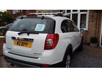 Chevrolet Captiva 7 seater