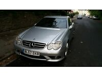 Lovely 2007 Mercedes Benz clk 220 cdi for sale at reduced price