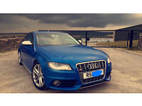 58 AUDI S4 REPLICA EVERY NUT & BOLT TO PANELS. XENONS DRL LEDS PETROL EXACT S4 INSIDE OUT