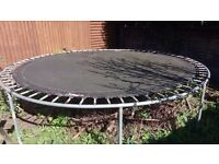 12ft Trampoline, free to collect